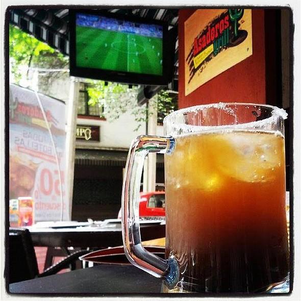 Cerveza - Asaderos Grill - Reforma, Mexico, CDMX