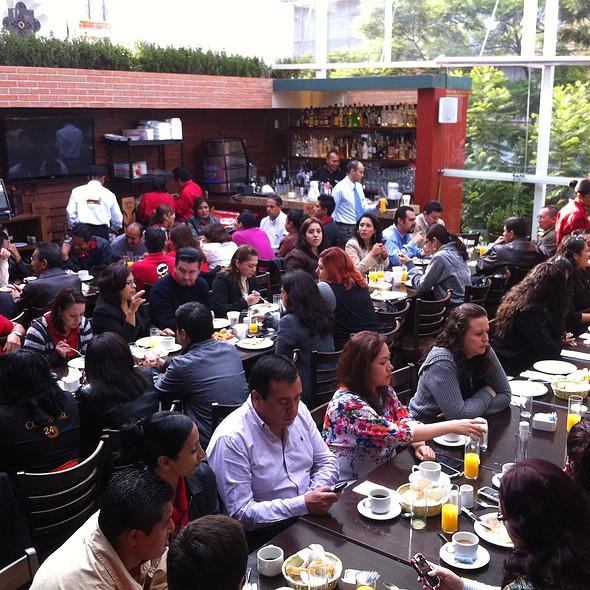 Restaurante - Asaderos Grill - Reforma, Mexico, CDMX