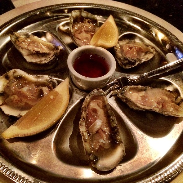 Bluepoint Oysters - Panorama, Philadelphia, PA