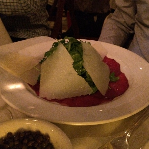 Bresaola - La Masseria, New York, NY