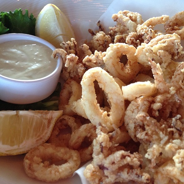 Calamari - Escena Lounge & Grill, Palm Springs, CA