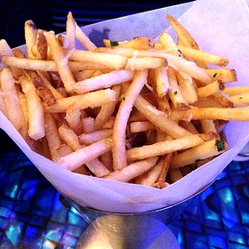 Parmasean Truffle Fries - Oceanaire Seafood Room - Boston, Boston, MA