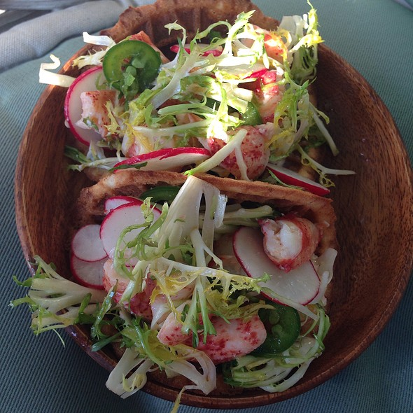 Maine Lobster Tacos - Chebeague Island Inn, Chebeague Island, ME