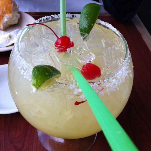 64Oz Margarita - Fish Hopper, Monterey, CA