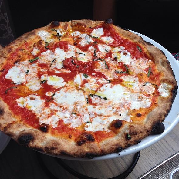 Margherita Pizza - Sotto 13, New York, NY
