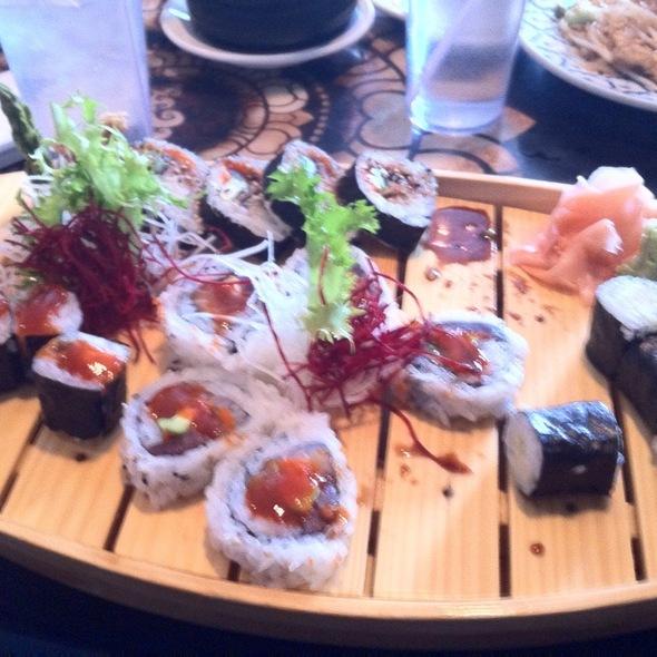 Sushi - Teak Thai, Cincinnati, OH
