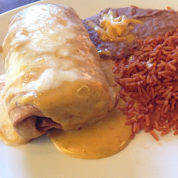 Chipotle Bacon Chicken Chimichanga - Mi Dia From Scratch - Grapevine, Grapevine, TX