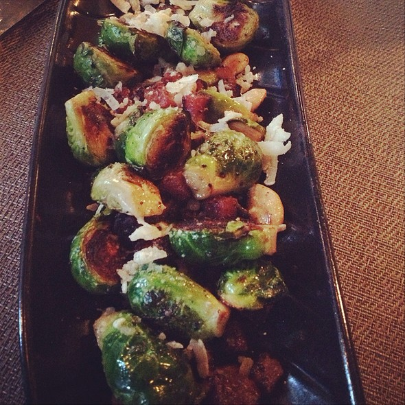 Brussels Sprouts - Z Grille, St. Petersburg, FL