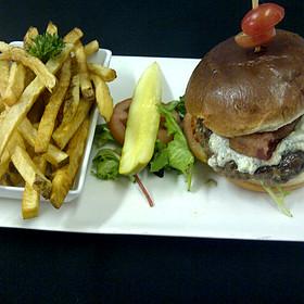 Classic Burger - Ryan Duffy's, Halifax, NS