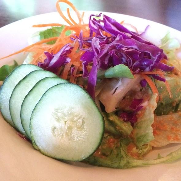 House Salad - Seito Sushi, Orlando, FL