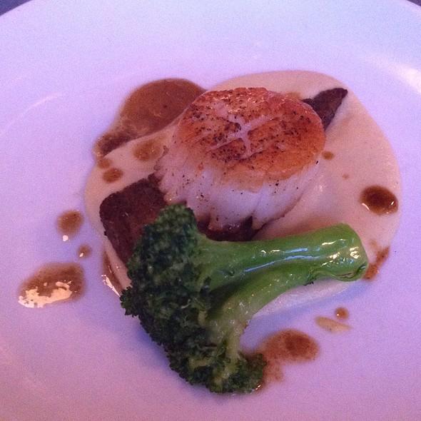 Scallops & Scrapple - The Silverspoon Restaurant, Wayne, PA