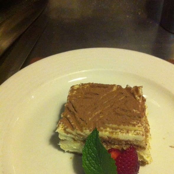 Tiramisu Cake - Regional, New York, NY