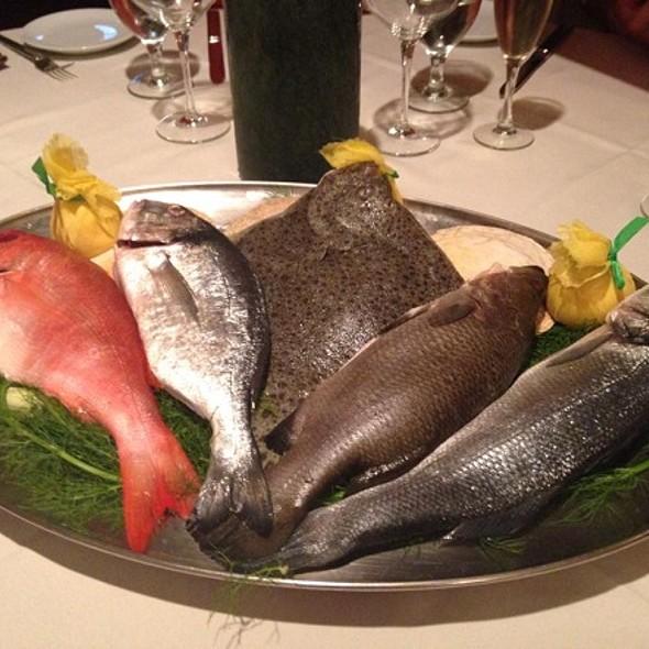 Fresh Fish - Ristorante Divino, Columbia, SC