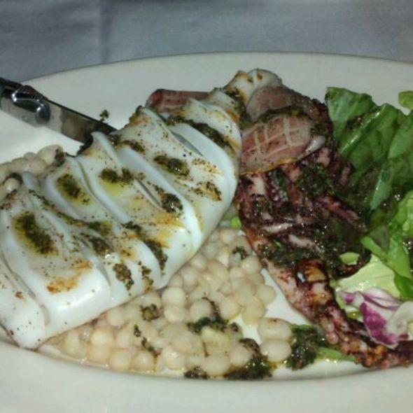 Squid Alla Siciliana - Taormina Sicilian Cuisine, Honolulu, HI