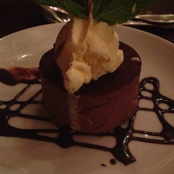 Chocolate Truffle Cake - La Tasca - Alexandria, Alexandria, VA