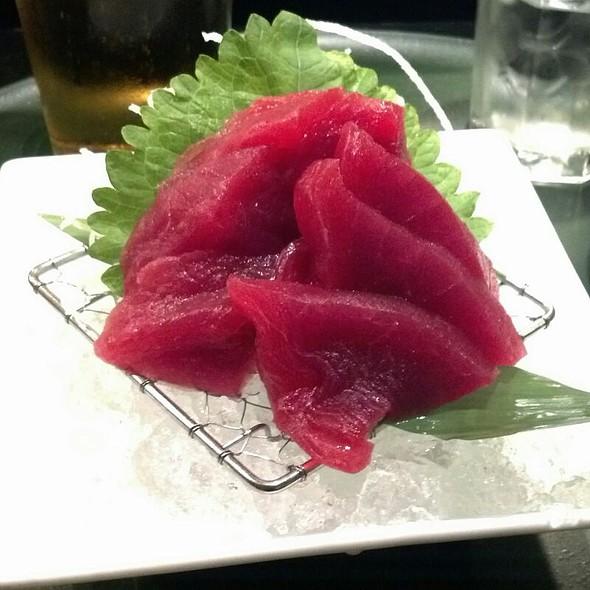 Tuna Sashimi - Mitsuyoshi Restaurant, Stanton, CA