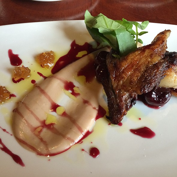 Pork Belly - Stumbling Goat Bar and Bistro, Seattle, WA