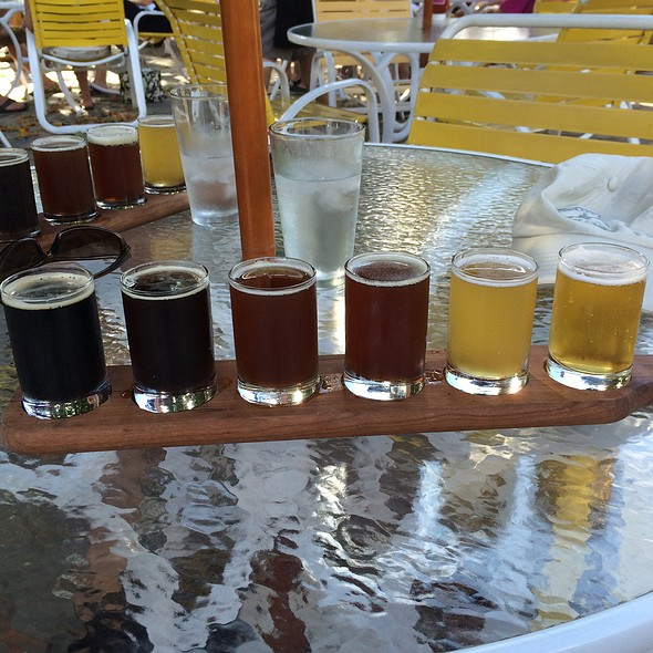 Brewery Sampler - Crop Vermont Bistro & Brewery, Stowe, VT