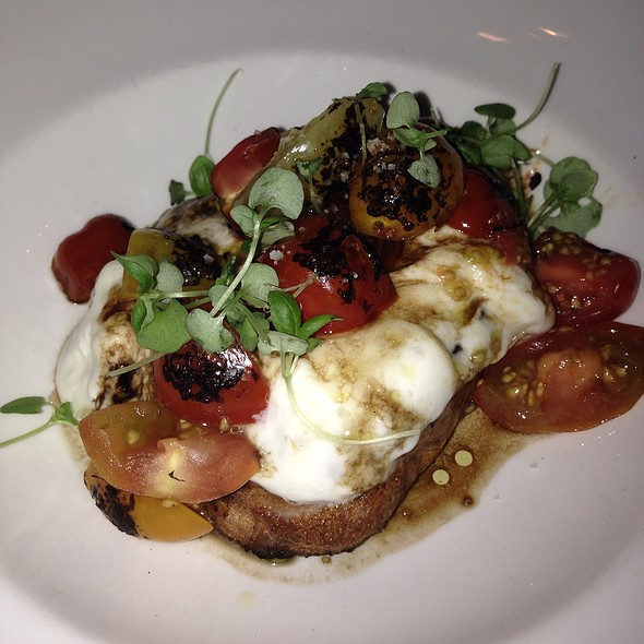 Burrata Crustini - Grace - Fort Worth, Fort Worth, TX