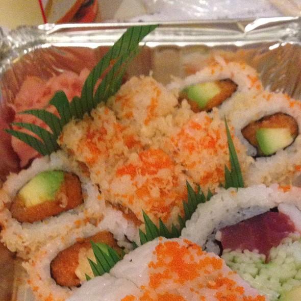 Crunchy Spicy White Tuna - Sai Cafe, Chicago, IL