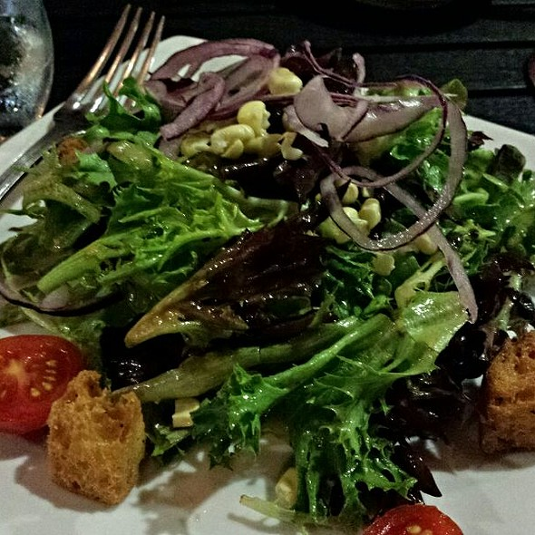 Salad - Rosso Trattoria Italia, Columbia, SC