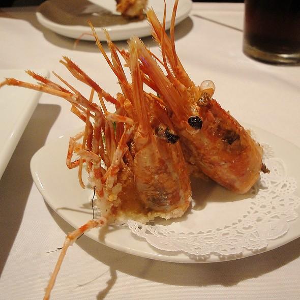 ama ebi - Mitsuyoshi Restaurant, Stanton, CA