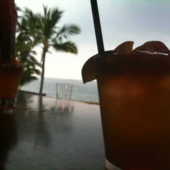 Mai Tai - Honu's on the Beach Restaurant, Kailua-Kona, HI