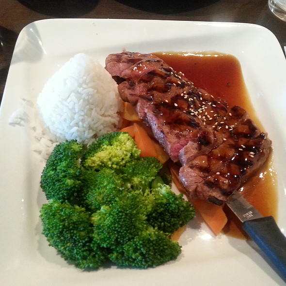 Steak Teriyaki - Thai Select, New York, NY