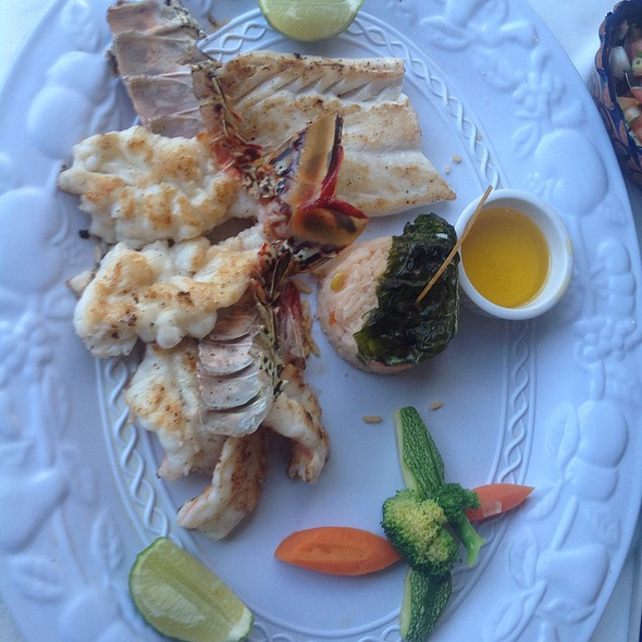 Seafood Platter - Casa Mission - Cozumel, Cozumel, ROO