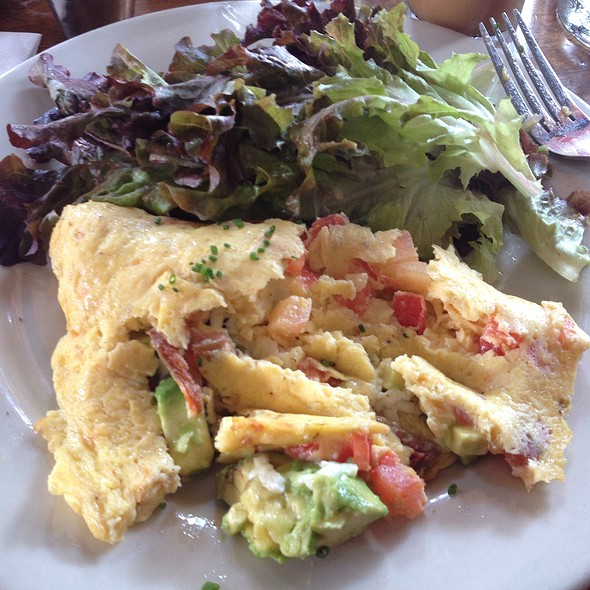 Avocado Omlette - Watty & Meg, Brooklyn, NY