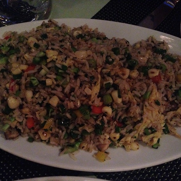 Fried Rice - Chinois on Main, Santa Monica, CA