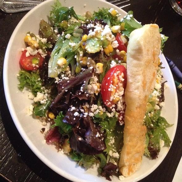 Roasted Corn And Avocado Salad - HUB Restaurant & Ice Creamery, Tucson, AZ
