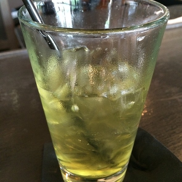 Green Citrus Iced Tea - P17, Denver, CO