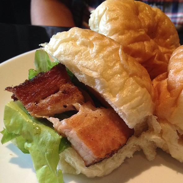 Pork Belly BLT - St. John's Meeting Place, Chattanooga, TN