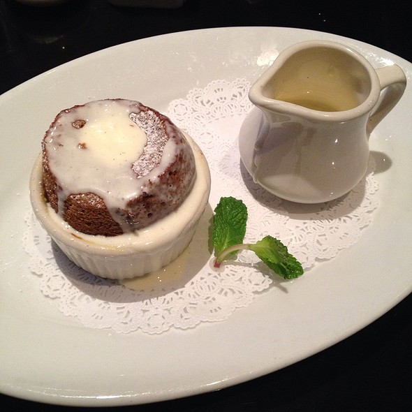 Carrot Cake Souffle - St. John's Meeting Place, Chattanooga, TN
