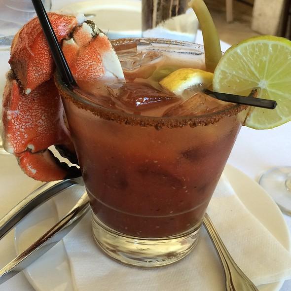 Bloody Mary - Crab Catcher, San Diego, CA