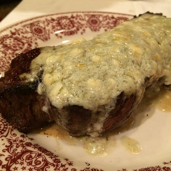 Steak Fromage - Sparks Steak House, New York, NY