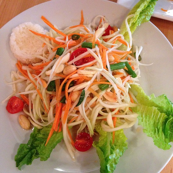 Papaya Salad - SUMMER, Chicago, IL