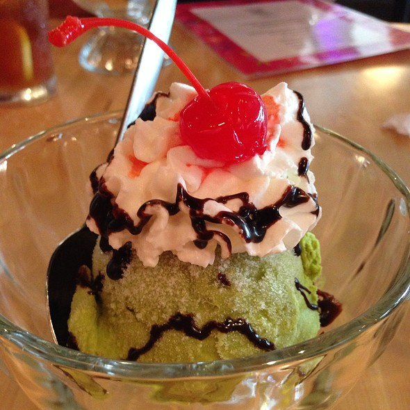 Green Tea Ice Cream - SUMMER, Chicago, IL
