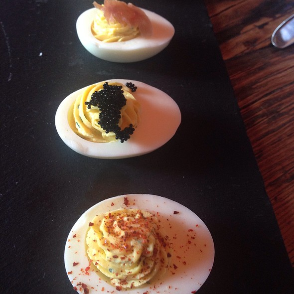 Deviled Eggs - The Lion's Share, San Diego, CA