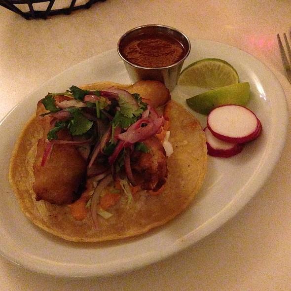 Beer Battered Fish Taco - Mas Malo, Los Angeles, CA