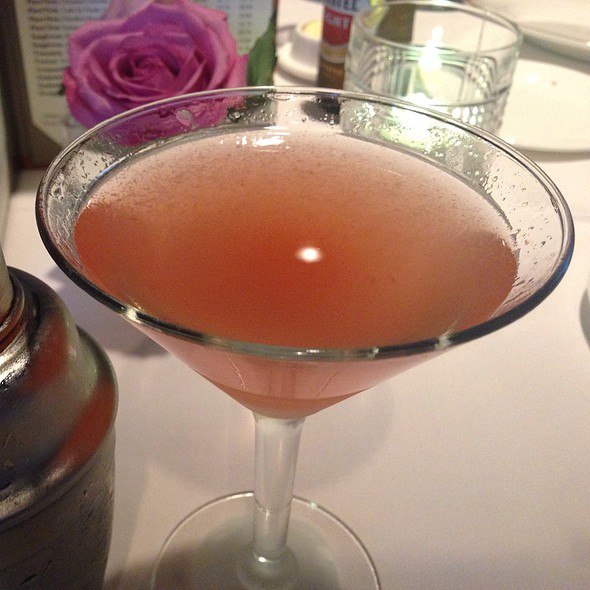 Melon-Tini - Bernards Inn, Bernardsville, NJ