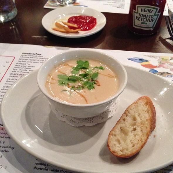 Cauliflower Soup - Dakota, Minneapolis, MN