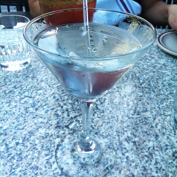 Hendricks Martini - Taverne Gaspar, Montréal, QC