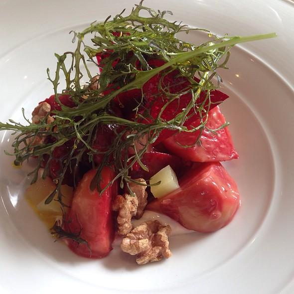 Roasted Beet Salad - 701 Restaurant, Washington, DC