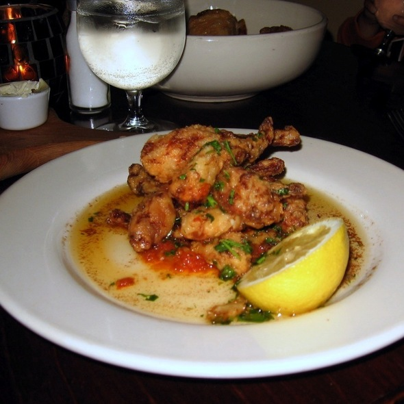 Frog Legs with Garlic & Parsley - The Wishing Well, Wilton, NY