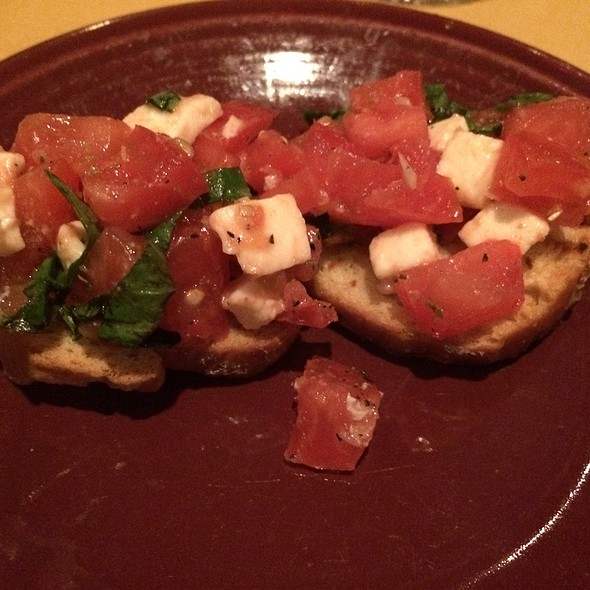 Bruschetta - Cafe Vico Ristorante, Fort Lauderdale, FL