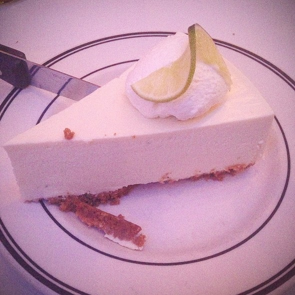 Key Lime Pie - Oceanaire Seafood Room - Dallas, Dallas, TX