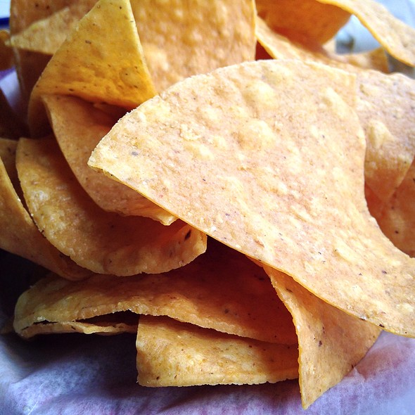 Tortilla Chips - Charrito's - Weehawken, Weehawken, NJ