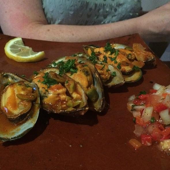 Mussels In A Sharmoula - El Bahia Moroccan Restaurant, Dublin, Co. Dublin